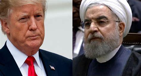 donald trump iran trump speech violated iran nuclear deal zarif channels