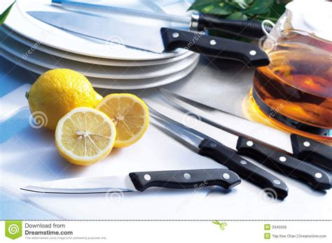 couverts de cuisine couverts de cuisine image libre de droits image 3345056