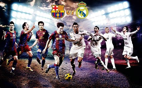 imagenes comicas barcelona real madrid real madrid vs barcelona wallpapers wallpaper cave