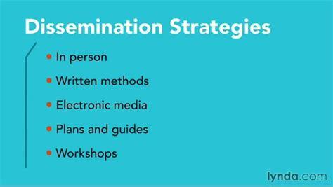dissemination plan template dissemination plan