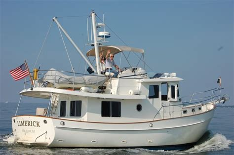 liveaboard boats for sale ontario kady krogen 48 trawler pinterest boating