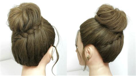 wedding hair up tutorials easy bun wedding updos hair up tutorial