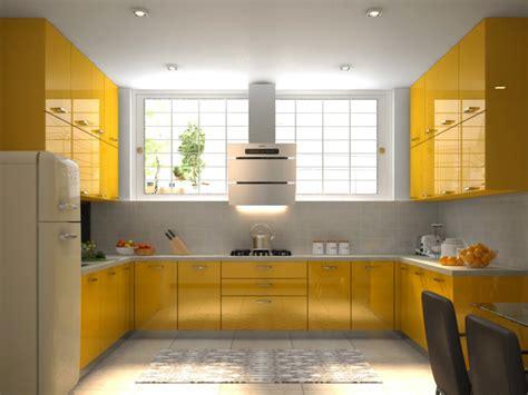 U Shaped Modular Kitchen Images Indian Modular Kitchen Design U Shape Pertaining
