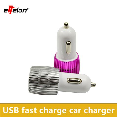 Best For Less Car Mart Port by Aliexpress Buy Effelon 5v 2 4a Aluminum Car Charger Dual Usb Port Usb Car Charger Adapter