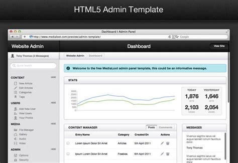 free templates for admin panel in asp net templates free download for asp net http webdesign14 com