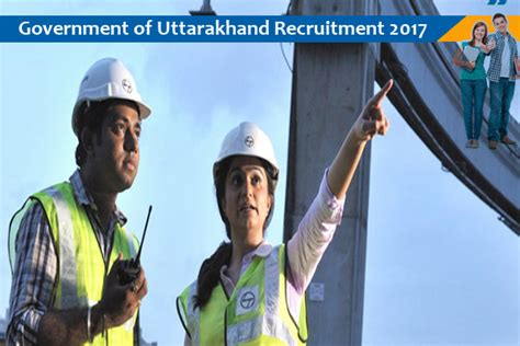 Government In Uttarakhand For Mba by Government Of Uttarakhand Junior Engineer And Gram Rojgar