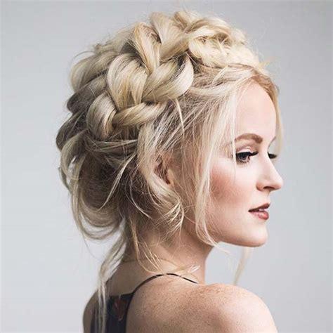 10 beautiful hairstyle ideas for prom night crazyforus