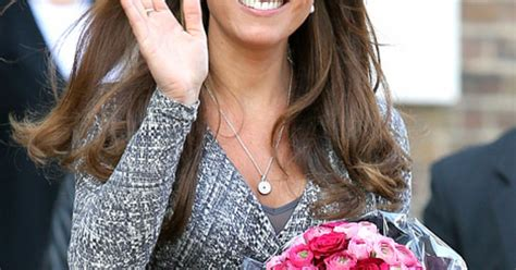 kate middleton us weekly kate middleton hints she s having a baby girl us weekly
