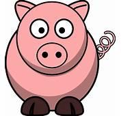 Schwein Zeichentrick Cartoon Bilder Foto