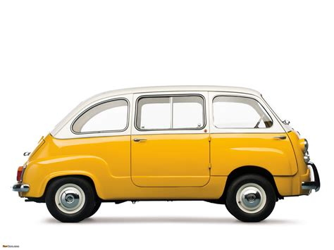 fiat multipla 1956 fiat 600d multipla related infomation specifications