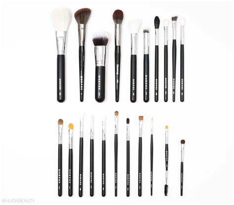 james charles brushes set we tried the morphe x james charles collection