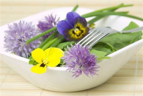 ricette con fiori commestibili fiori commestibili elenco e ricette