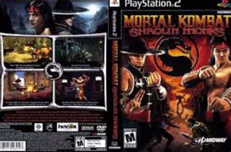 mortal kombat pc games full version free download free download games mortal kombat shaolin monks full