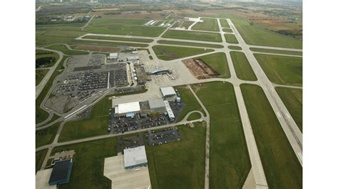net zero general aviation development in appleton wi