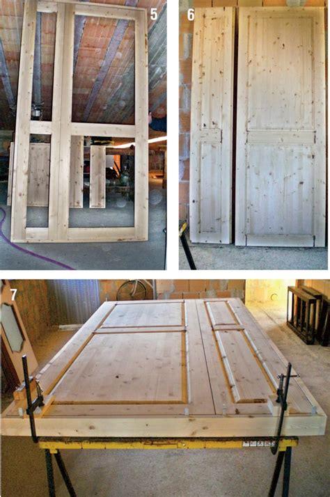 come costruire una cornice come costruire un portoncino per l ingresso bricoportale