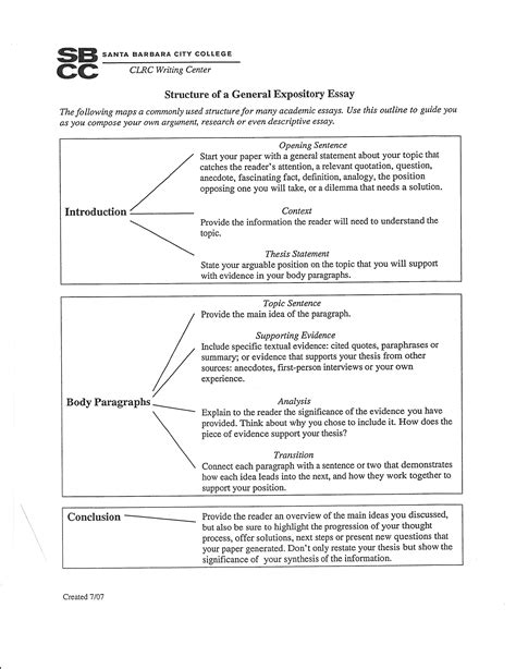 Structure For Essay Writing by Informative Speech Grading Rubric Platinum Class Limousine