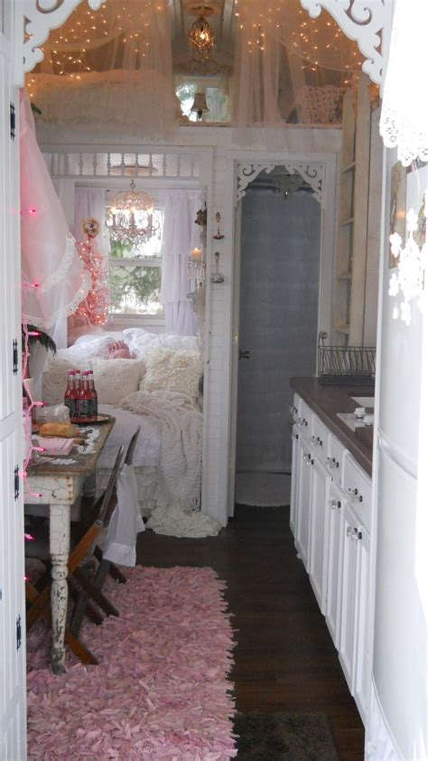shabby chic tiny retreat my tiny house 2012