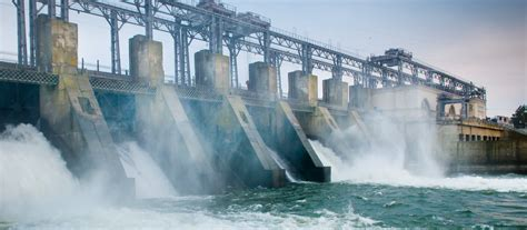 hydroelectric power plant hydropower plants aquajet systems ab proven