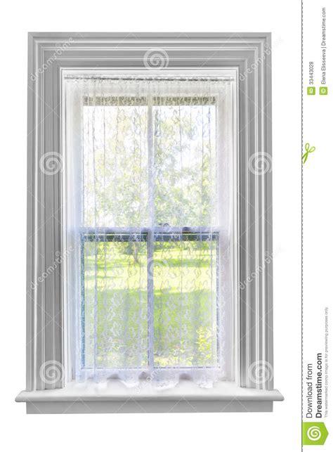 imagenes libres de ventanas ventana con el visillo fotos de archivo libres de regal 237 as