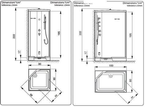 piatti doccia dimensioni standard immobiliare arredamento guida all acquisto e all