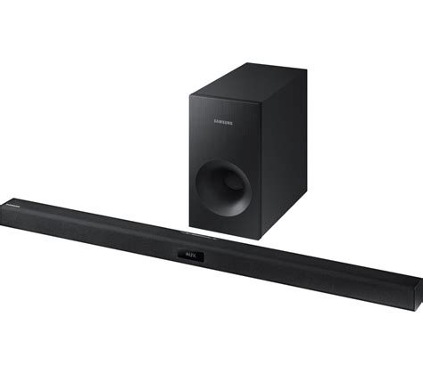 buy samsung hw j355 2 1 sound bar free delivery currys