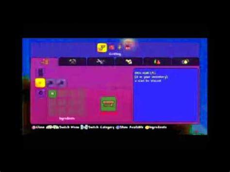 terraria work bench terraria 1 how do you use a work bench youtube