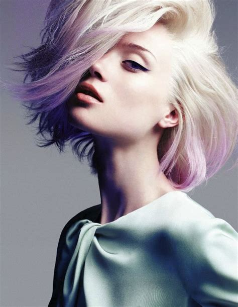 beauty trends hair and makeup tips marie claire best 25 purple dip dye ideas on pinterest purple tips