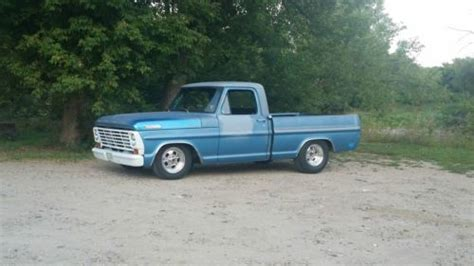 purchase used 1968 ford f100 f 100 shop truck fatman ifs 302 ho in michael minnesota