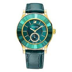 Affordable Home Decor Stores octea classica emerald rose gold tone watch watches