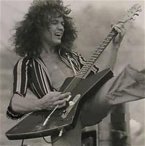 eddie van halen dragon guitar van halen fair warning tour full show cool rare as hell