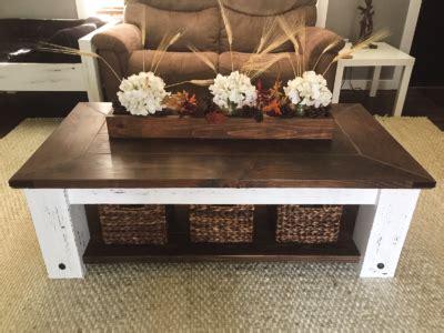 chunky square coffee table chunky farmhouse coffee table cahill s creative diy