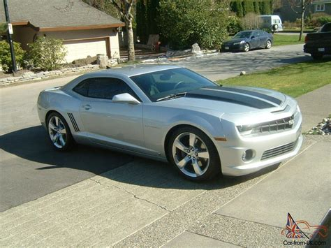 2010 rs camaro for sale 2010 camaro 2ss rs
