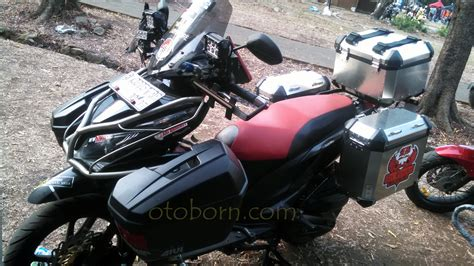 Stiker Box Motor Touring 55 modifikasi yamaha nmax pakai box modifikasi yamah nmax