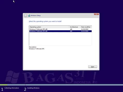 tutorial instal ulang windows 7 ultimate download windows 7 professional 64 bit bagas31