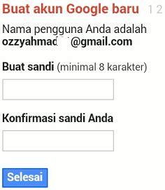 buat akun google indonesia daftar email gmail buat akun gmail baru di google