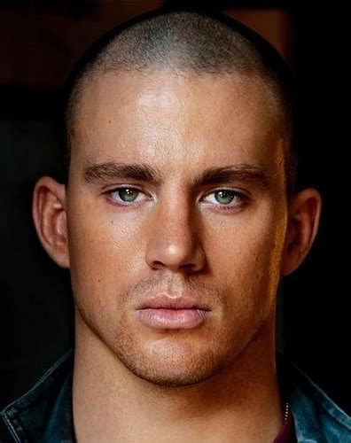 changing tatum best haircuts for face shapes new channing tatum crew cut hairstyle sodirmumtaz