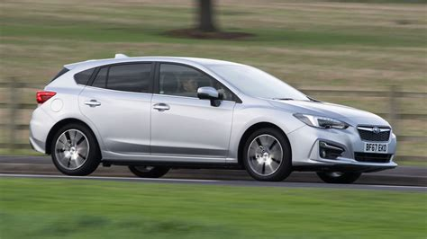 subaru impreza 2018 subaru impreza 2018 review by car magazine