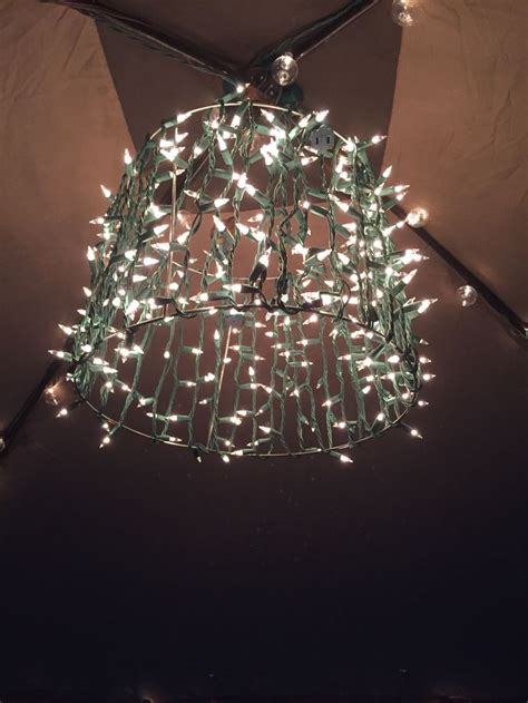 Tomato Cage Chandelier 1000 Images About 04 Easy Low Home Apt Upgrades Improvements Etc On Pinterest Pallet