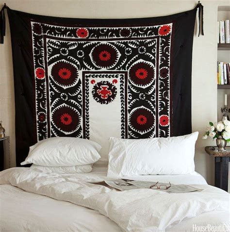 tapestry headboard 11 signs your decorating style is boho tapestries
