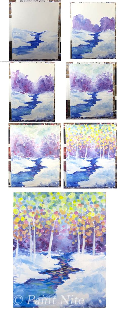 25 best ideas about easy watercolor paintings on