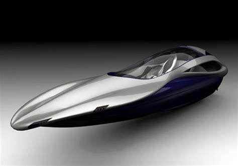 vivace   concept luxury speedboat