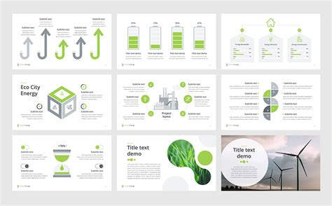 Green Energy Powerpoint Template 65675 Green Energy Powerpoint Template