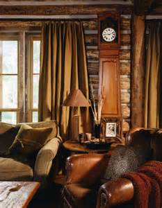 rustic family rooms rustic design ideas canadian log homes