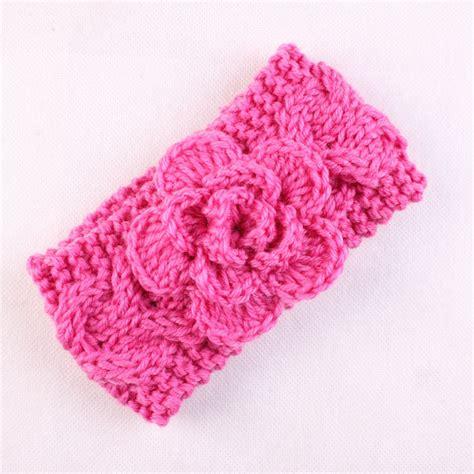 aire river design knitting font achetez en gros bandeau de fleurs en tricot motif en ligne