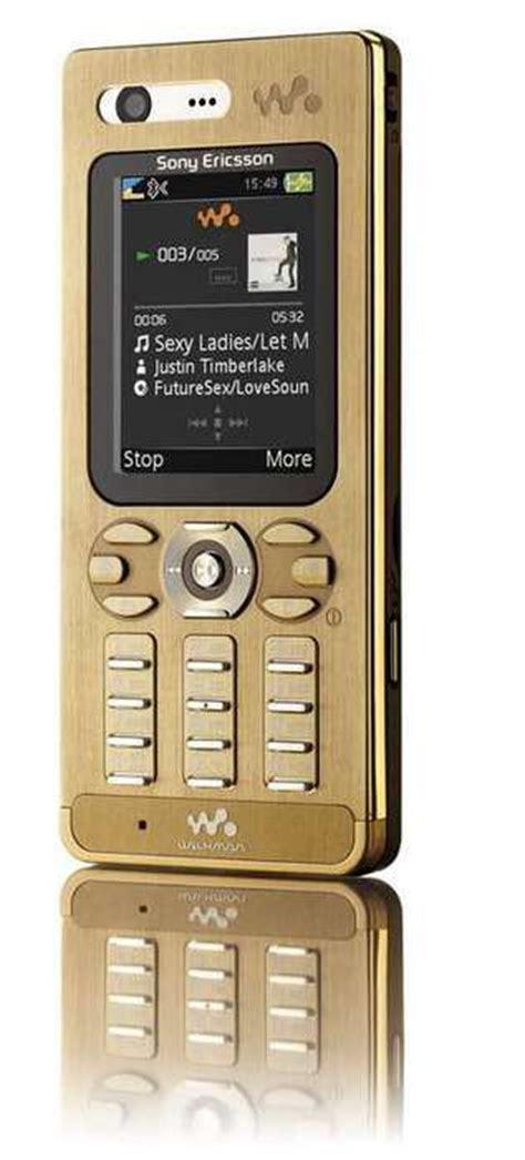 Shiny Review Sony Ericsson W880i by Sony Ericsson W880i W910i Bronze Phones I