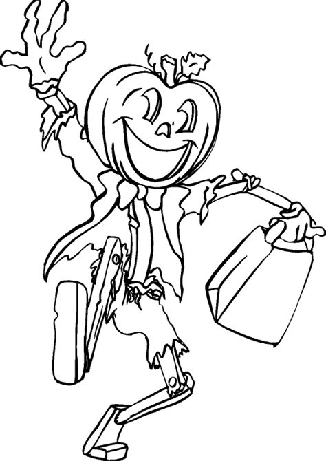 Kids-n-fun.com | 19 coloring pages of Halloween
