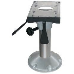 wise 174 fixed boat seat pedestal 204082 boat seat