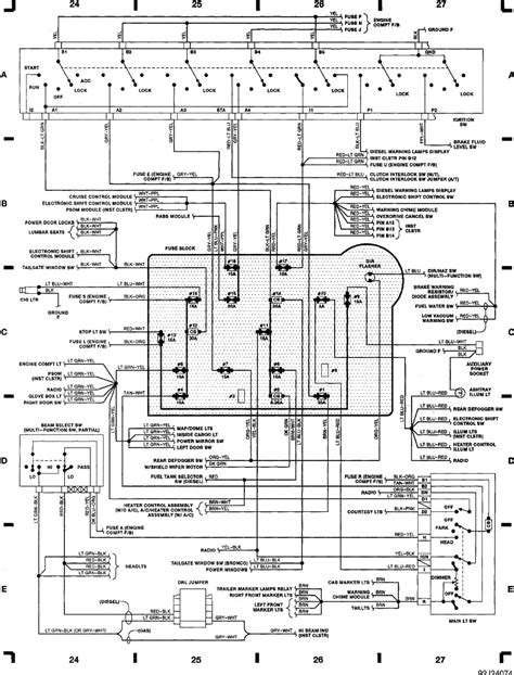 1995 f250 VSS fault, no speedo/odo. no power to fuse 18