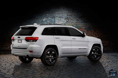 Jeep Grand Styles Clich 233 Jeep Grand 2014 Blanc Style