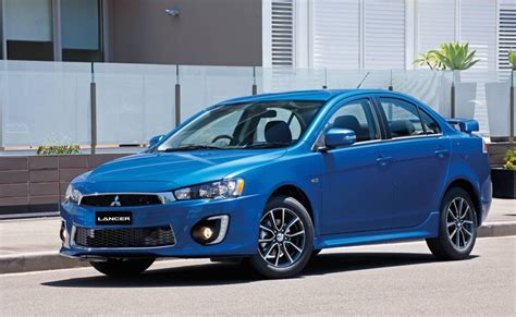 lancer mitsubishi 2016 mitsubishi lancer on sale in australia from 19 500
